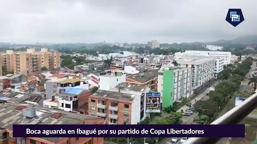 Todas las novedades de Boca desde Ibagué