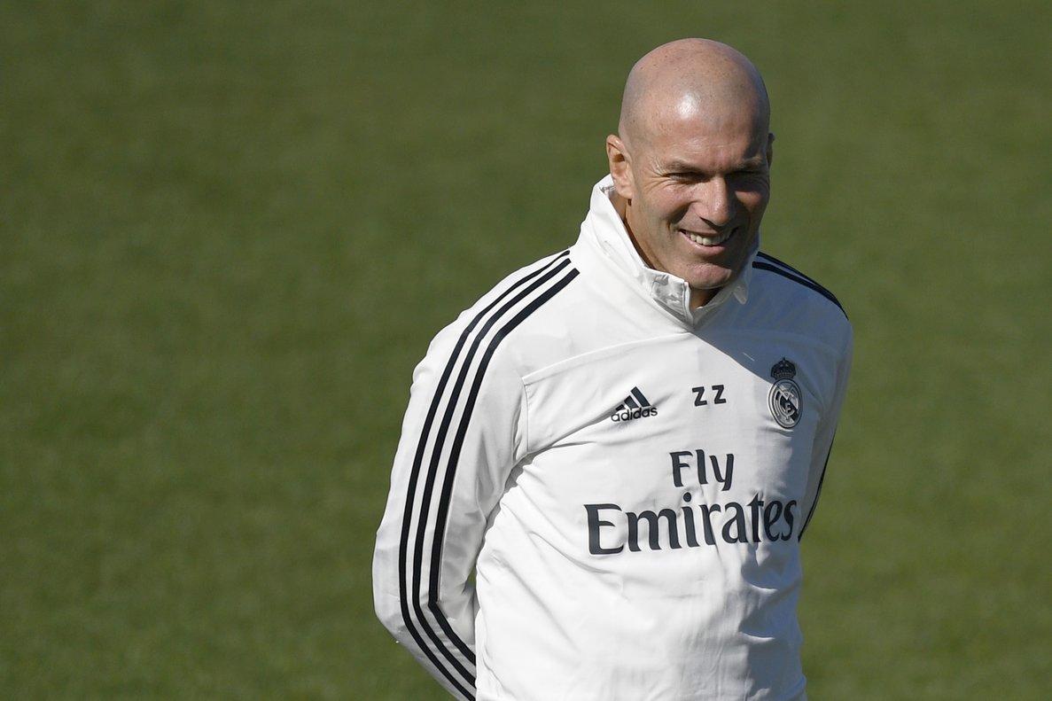 Un histórico del Real Madrid se postuló para regresar al equipo de Zidane