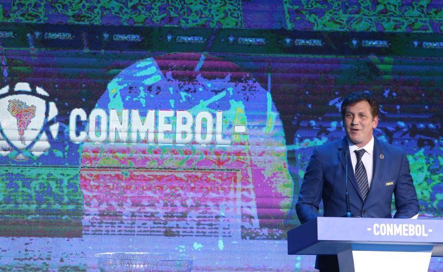 Conmebol analizará los cinco cambios de la FIFA