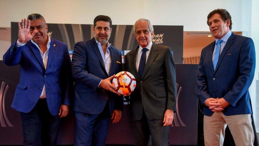 En la previa a los súper clásicos de Libertadores Donofrio y Angelici tendrán una reunión