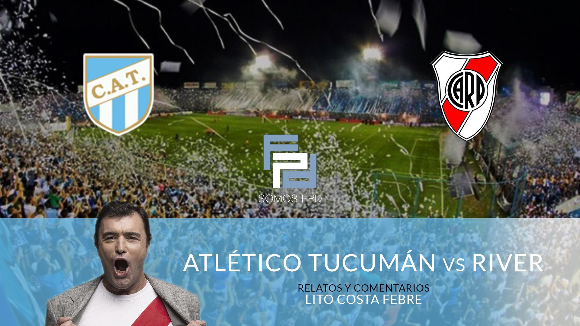 Desde La Cabina: Lito explotó contra Abal en la victoria en Tucuman