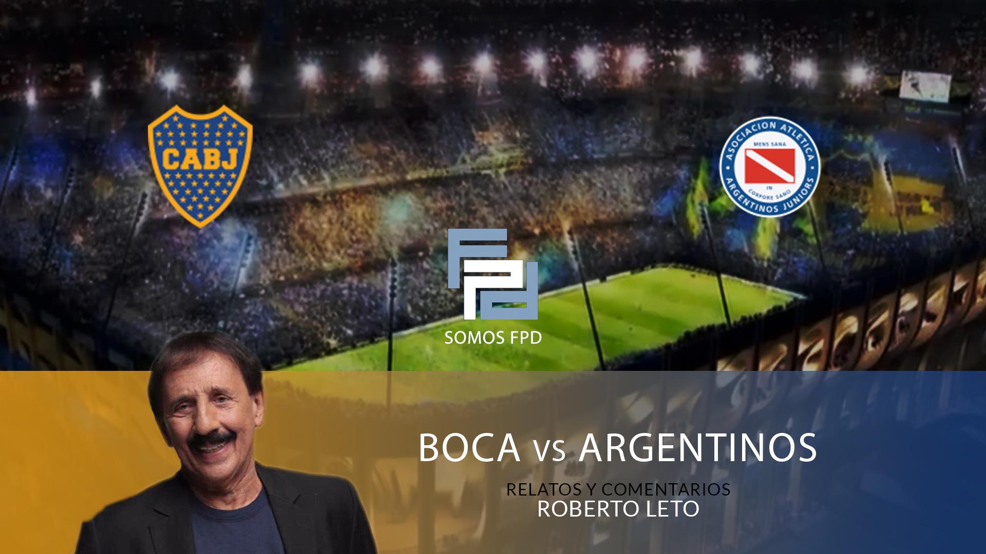 #DesdeLaCabina : Leto, sufrimiento por el mal juego de Boca y el pase a la Final
