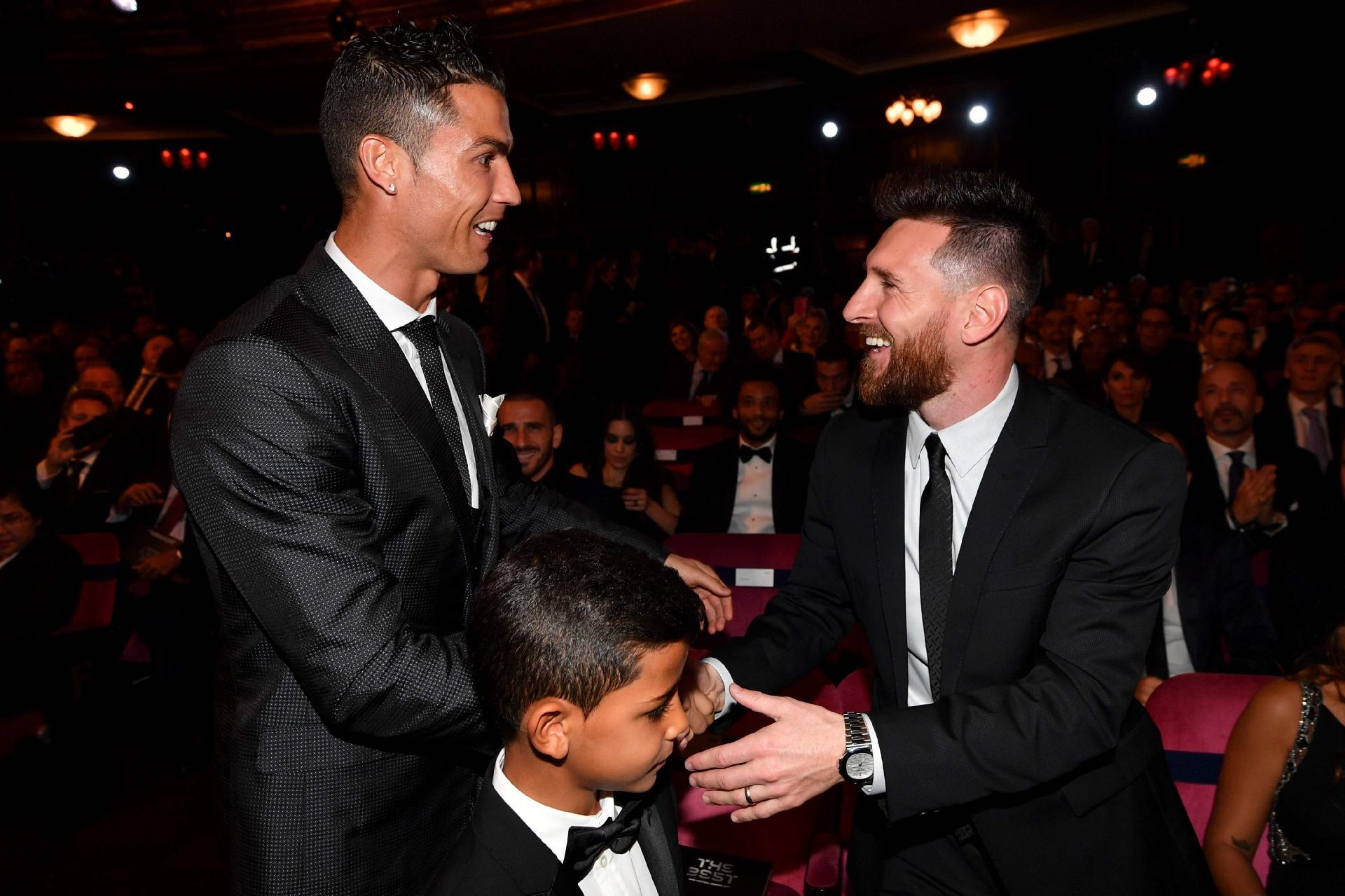 Sin Messi ni Ronaldo: la UEFA anunció tres candidatos al mejor jugadores del año