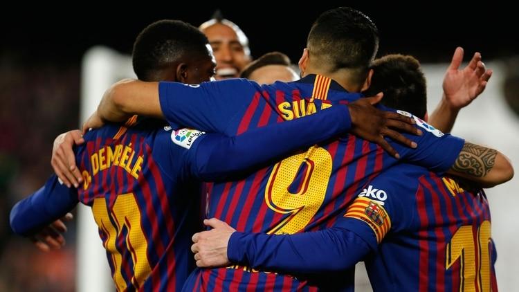 El apoyo de ex compañeros y actuales a la decisión de Messi