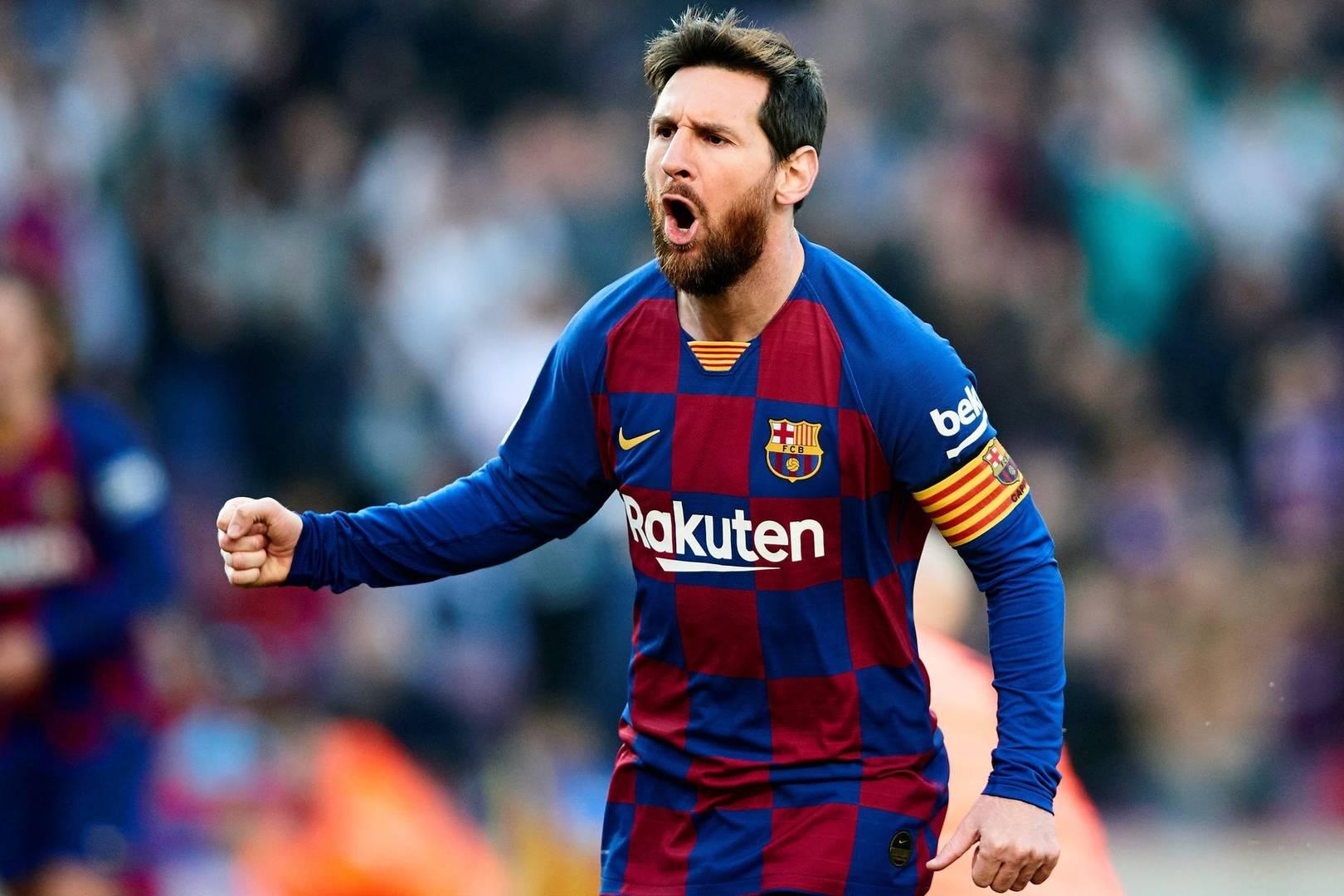 ¿Messi se va del Barcelona? ¿Un viaje de Jorge Messi para arreglar su futuro en grande europeo?