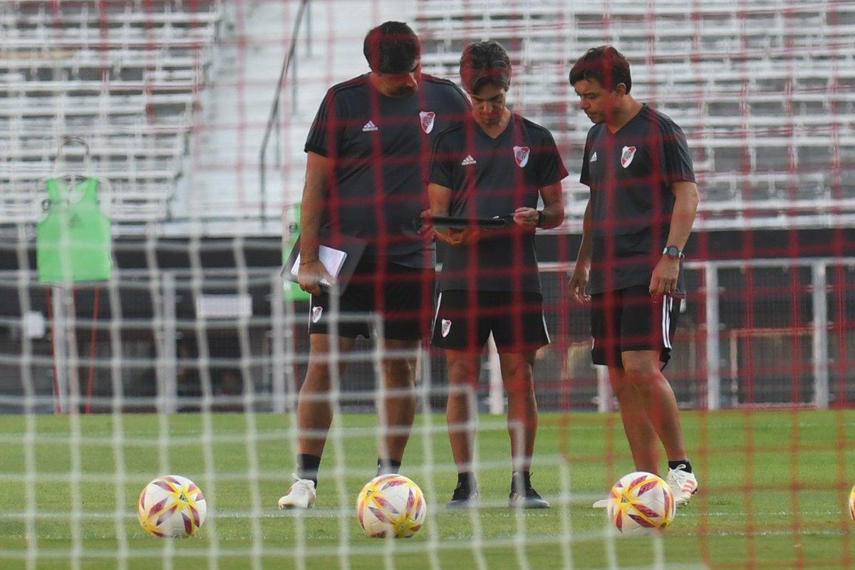 Los convocados para un nuevo desafío de Libertadores